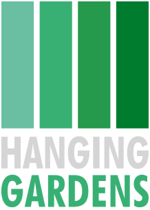 Hanging Gardens Retina Logo